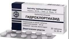Гидрохлортиазид