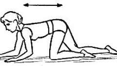 Комплекс специальных упражнений при геморрое - геморрой