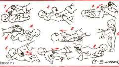 Массаж и гимнастика на первом году жизни - нервная система ребенка
