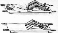 Переломы костей таза - первая помощь при травмах