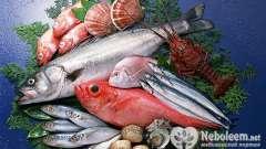 Рыба: витамины, польза, вред