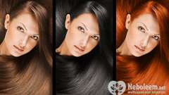 Секреты окрашивания волос